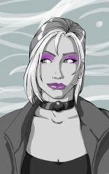 Rogue Portrait v.2 by StephanieReeves