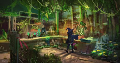 013 - Apothecary by Mei-Xing