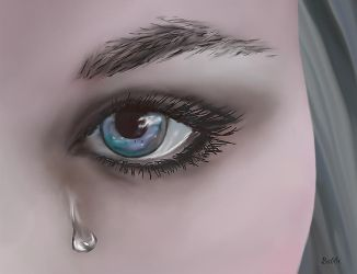 The Tear - updated by BobbiD3