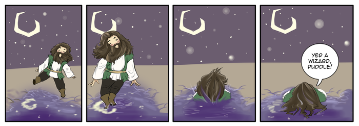 You're-a-wizard-puddle by Lovely-Words