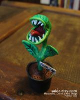 Feed me Carnivorous Plant by ArtbySaide