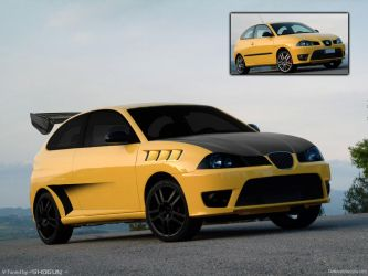 V-Tuning - Seat Ibiza by Shogun62