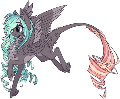 AUCTION : Licilla pony (closed) by D-Dyee