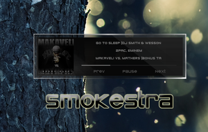 Smokestra for CAD 2.0+ Cd Art by my99