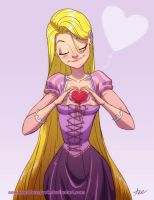 Heart You by ArtistAbe