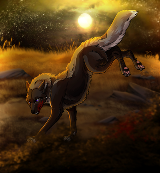 Take Me Home where the Restless Go by Cylithren