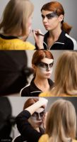 Acuteness - makeup process by Elisanth