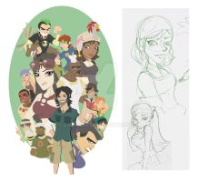 Total Drama Island Step 4 of 8 by chinaguy16