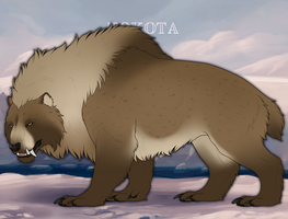 Grizzly 31651 by TotemSpirit