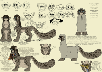 Aloene Extensive Character Study by Daaberlicious