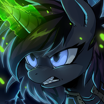 Angry girl by Miltvain