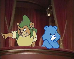 Bears in the Balcony by CCB-18