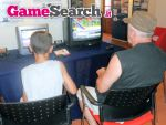 Grandfather and nephew @GameLand Agrate Brianza by GameSearch