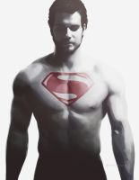 Man of Steel: Hero becomes symbol, not costume. by Kc-Eazyworld