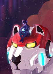- Galra Keith - by MonkeyHazard