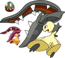 303 - Mawile by Tails19950