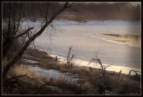 Just Around the River Bend by kkuffnerphotos