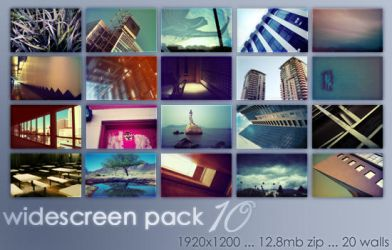 widescreen pack 10 by ether