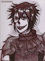 Laughing Jack_Creepypasta by crescentshadows19