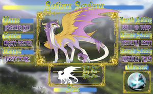 Artisan Academy:. Pearla by Raindroplette
