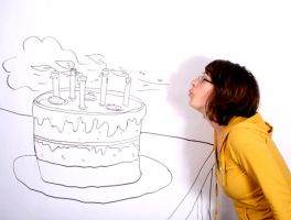 Cake by OhGirl