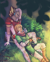 rest by Raven-igma