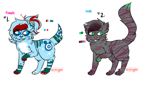 Cat adopts CLOSED by saria-adopts-64