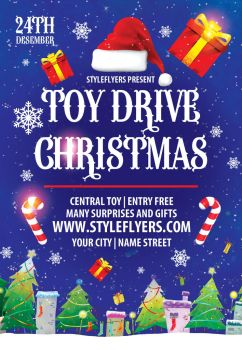 Toy-drive by Styleflyers