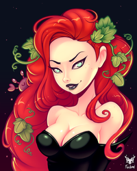 Poison Ivy by Foxilumi