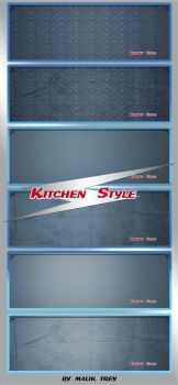 Kitchen Styles by malik-trey