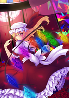 Flandre by criis-chan