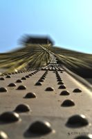Way to the Top of Eiffel by plannerk