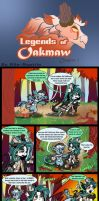 Oakmaw Society Mission: Chapter 1 Good Samaritan by Rile-Reptile