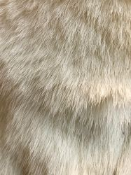 white cat fur by markdow