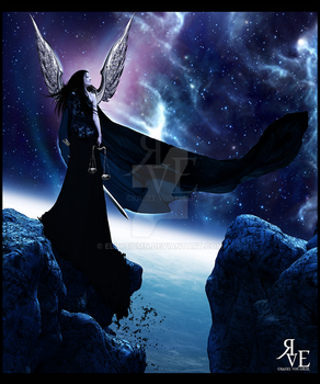 The Angel of Justice by GeneRazART