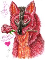 Happy Valentines! (1st dedicated draw to all) by DrakenAngelus2