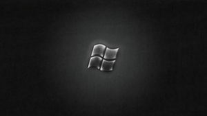 Metallic Windows 7 Wallpaper by JaidynM