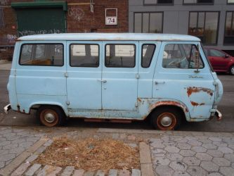 1964 Ford Falcon Van by Brooklyn47