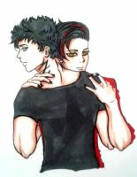 Shadowhunters : Malec by BakaAden