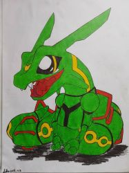 Chibiquaza by TheLucifer10