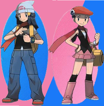 Pokemon Trainer Head Swap #2 \SwappyShira by SwappyShira
