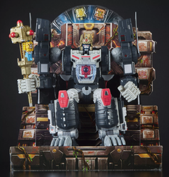 OPTIMAL OPTIMUS THE KING OF THE MAXIMALS by MAXMEGA