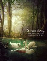 Swan Song by DigitalDreams-Art