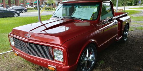 1970 Chevy Stepside by FloridanPhotographer