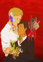[SPOILERS] The truths of flowers by Ansemaru