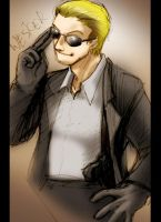 Wesker by jameson9101322