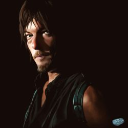 TWD :Daryl Dixon: by Ignis-vitae