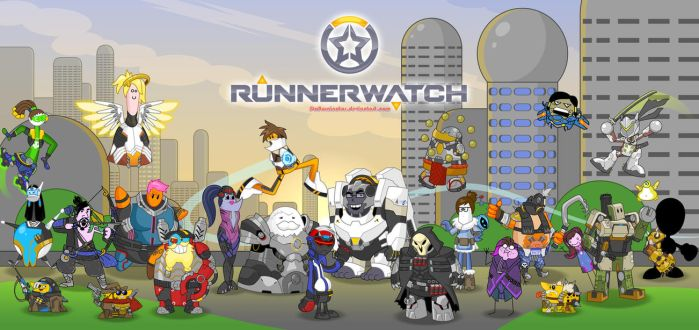 Runnerwatch by DaBurninator