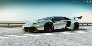 Aventador SV by wizzoo7