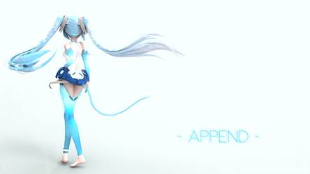 - APPEND - by PeachMilk3D